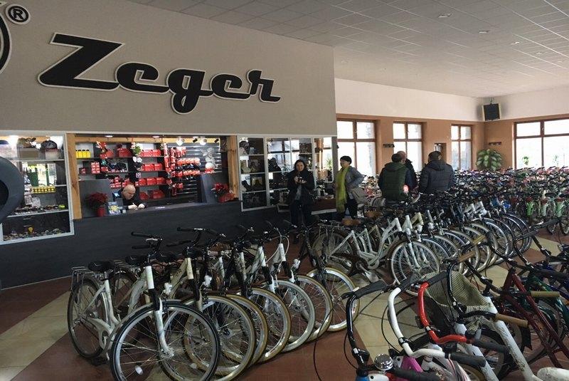 Salon rowerowy