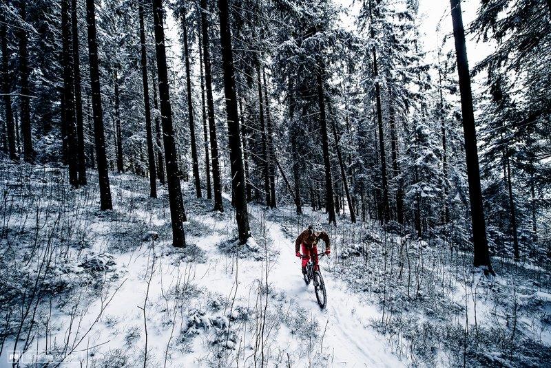Jak dbać o rower zimą?